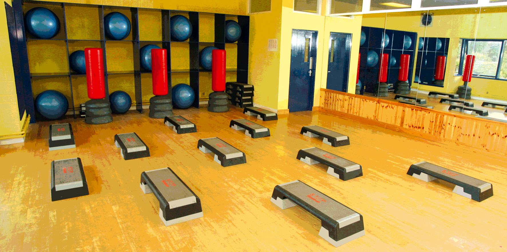 Coolmine Fitness studio